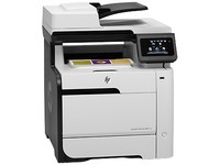 Copia en negro, Imprime a color HP, 300 MFP M375nw
