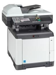 Impresora multifuncion color Kyocera, FS-C2526MFP