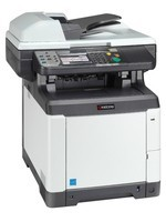 Impresora color multifuncion Kyocera FS-C2626MFP