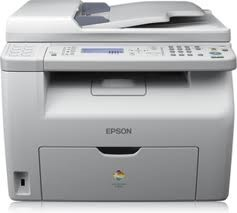 Multifuncional A4 Color Epson, AcuLaser CX17NF