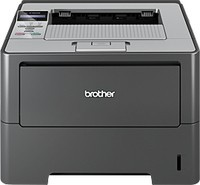Impresora A4 B/N Brother, HL6180DW